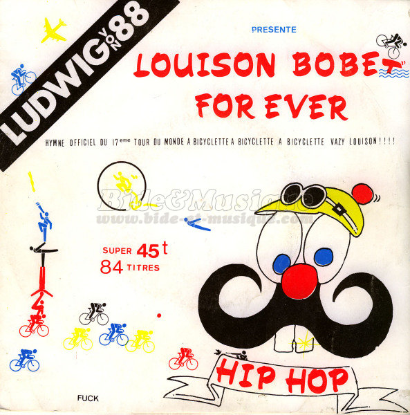Ludwig Von 88 - Louison Bobet for ever