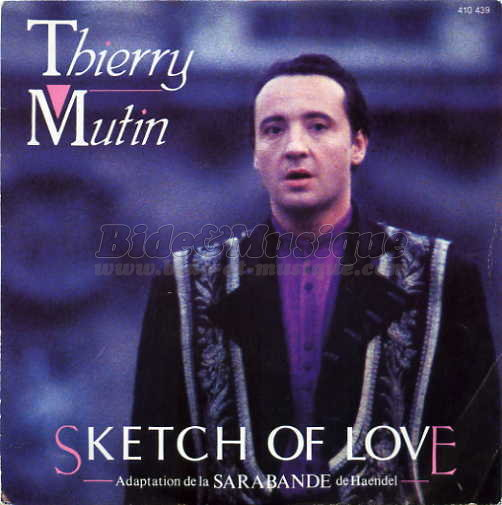 Thierry Mutin - Sketch of love