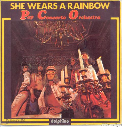 Pop Concerto Orchestra - She wears a rainbow