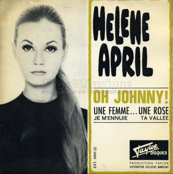 Hélène April - Je m'ennuie