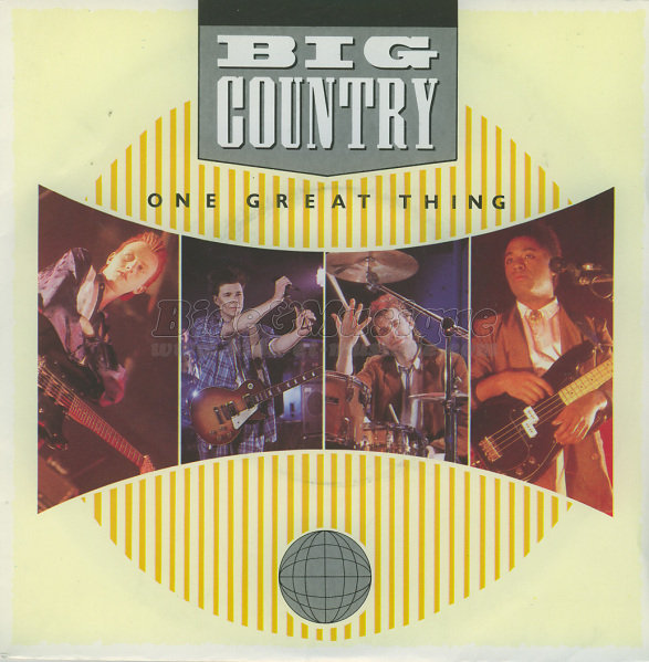 Big Country - One great thing
