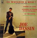 Joe Dassin - Ça m'avance à quoi (You were on my mind)