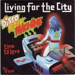 Disco Rock Machine - Time to love