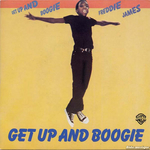 Freddie James - Get up and boogie