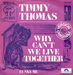 Vignette de Timmy Thomas - Why can't we live together