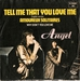 Vignette de Angel - Tell me that you love me