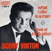 Vignette de Bobby Vinton - What color is a man